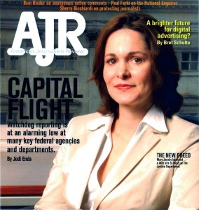 AJR Cover Sept. 2010