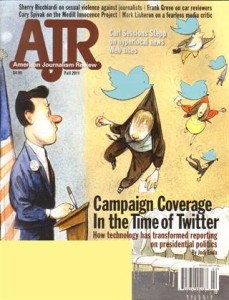 AJR cover Fall 2011
