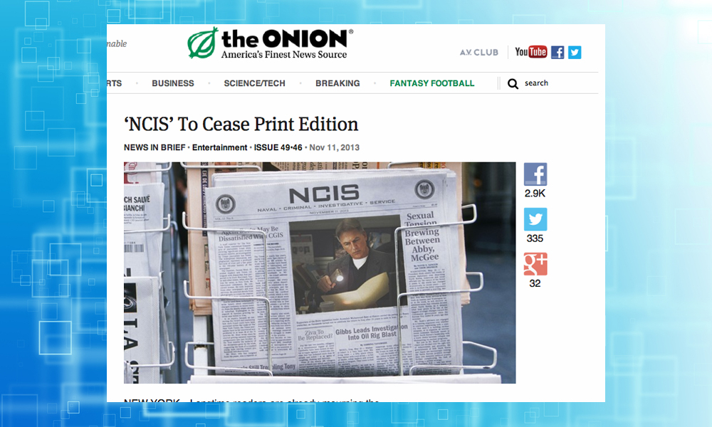 Onion screenshot