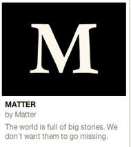 MATTER on Kickstarter
