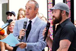 "Matt Lauer ""Today Show"""
