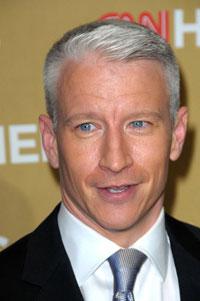 Anderson Cooper/Shutterstock