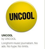 Uncool on Kickstarter