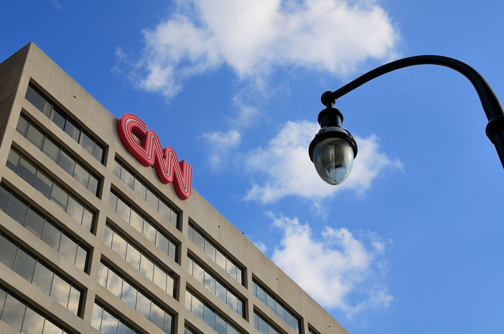 CNN building in Atlanta, Ga.