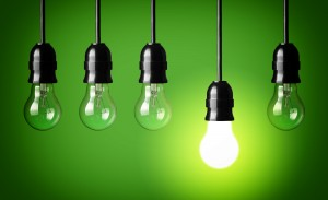 shutter_128750492-innovation-ideas-invention-lightbulbs