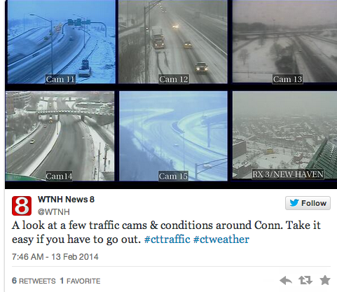 6 Live Weather Blogs for #SnOMG - American Journalism Review