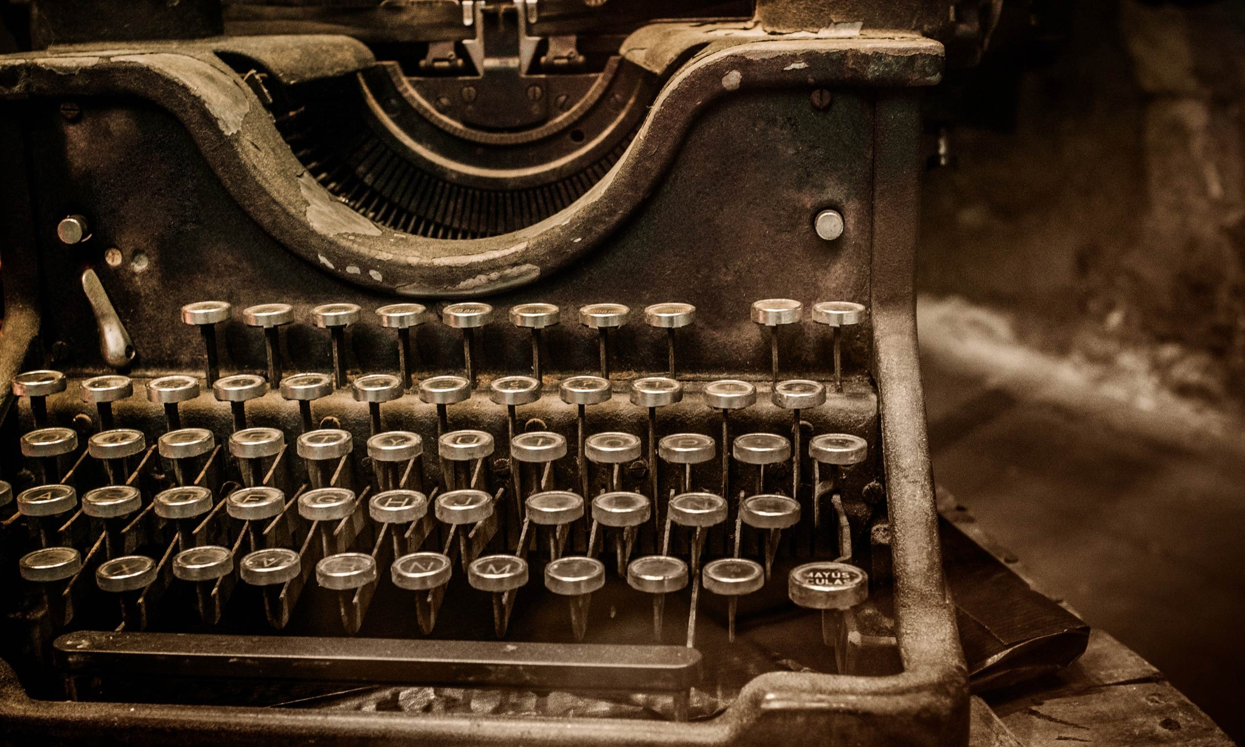 Crave the clack-clack of a typewriter? There's finally an app for that, thanks to Tom Hanks.