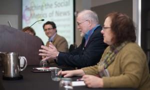 Social Metrics of News Panel