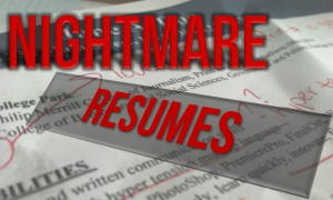 nightmare resume