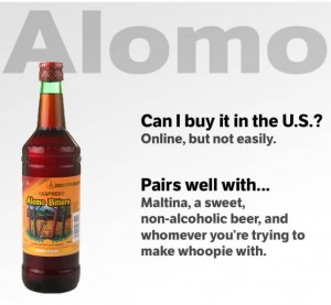 Mmmm. Alomo. Screenshot from Digg.com