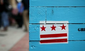 """H Street NE DC Flag"" by Mr.TinDC (CC)"