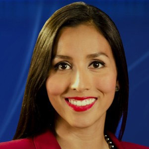Victoria Sanchez, KEYT News Channel 3 weekend anchor in Santa Barbara.