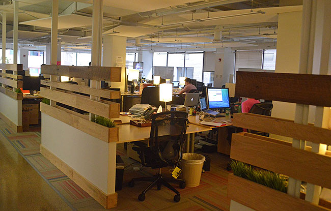 Trove office space in DC