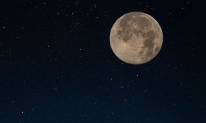 Super Moon photo via davejdoe from Creative Commons license on Flickr.