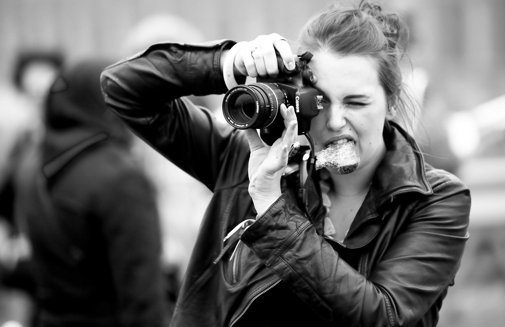 Интересные статусы фотографов все