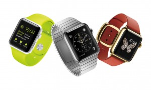 The Apple Watch is expected to be go on sale at the end of April 2015.