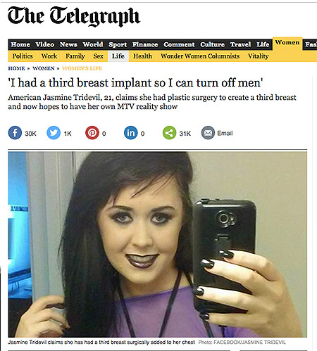 Telegraph-story