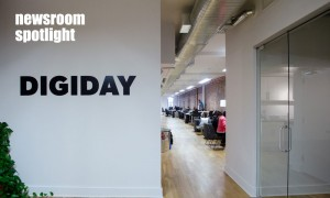 Digiday Newsroom