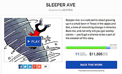 Sleeper Ave. Project