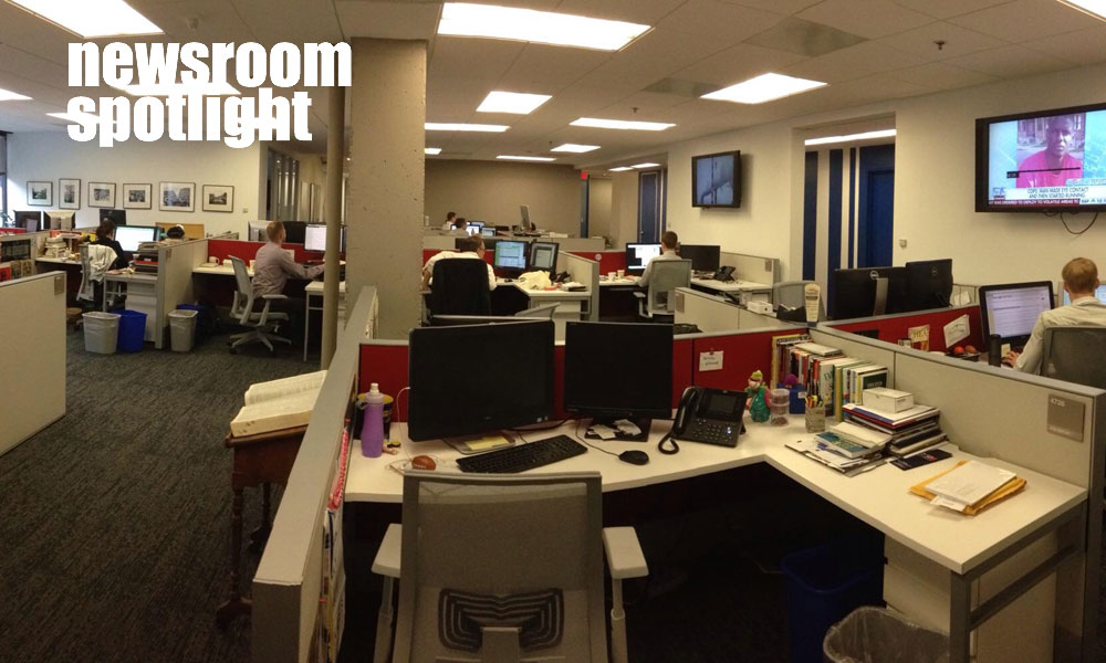 U.S. News & World Report newsroom