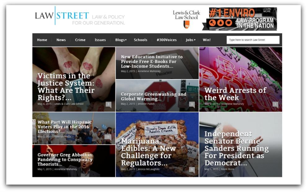 Law Street Media