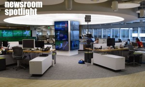 Star Tribune newsroom