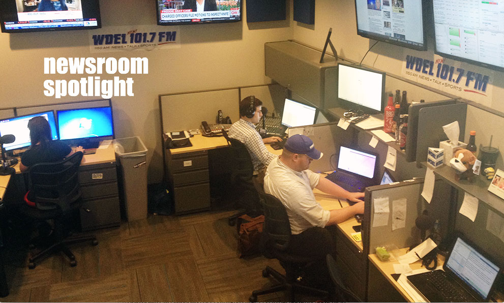 WDEL newsroom